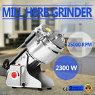500G Electric Coffee Grinder 2300W Nuts Herb Grains Spices Mill stainless steel