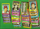 1975 TOPPS MINI LOT OF 38 CARDS EX