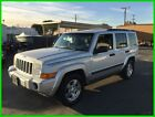 2006 Jeep Commander  C 2006 Jeep Commander Used 3.7L V6 12V Automatic SUV NO RESERVE