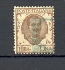 ITALY 1901 MI83 SASS77 VARIETY GREEN MOST OMITTED  ALMOST VF