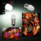 PA 10x 1893 44 47 1847 BA9S 2 SMD LED Pinball Machine Light Bulb White 63V