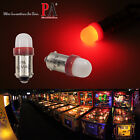 PA 50x 1893 44 47 1847 BA9S 2 SMD LED Green Pinball Machine Light Bulb 63V