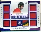 2017-18 Leaf In The Game Used Hockey Cards - Checklist Added 11