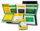 SERVICE PARTS OPERATORS MANUAL SET FOR JOHN DEERE 70 SPARK IGNITION TRACTOR OVHL