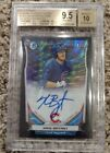 Does the 2014 Bowman Chrome Kris Bryant Autograph Set a Dangerous Precedent? 15