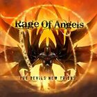 RAGE OF ANGELS-DEVILS NEW TRICKS  CD NEW