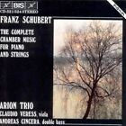 Complete Chamber Music for Piano and Strings (Arion Trio)  CD NEW