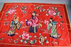 20th Chinese Embroidery: FULUSHOU Immortals