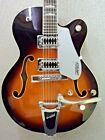 Gretsch G5420T Electromatic Hollowbody Electric Guitar Brooklyn Burst with Case