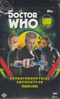2016 TOPPS DOCTOR WHO : EXTRATERRESTRIAL ENCOUNTERS SEALED HOBBY BOX 2