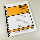 CASE 830 840 SERIES TRACTOR PARTS MANUAL CATALOG ASSEMBLY NUMBERS EXPLODED VIEWS