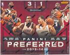 2013 14 PANINI PREFERRED BASKETBALL HOBBY BOX! CARTER-WILLIAMS RC?