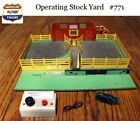 Vintage AMERICAN FLYER S Scale OPERATING STOCK YARD 771
