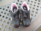 Puma Girls Kinder Fit Black Pink Sneakers Shoes Size 125