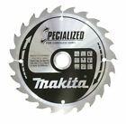 MAKITA B-09173 TCT Saw Blade 165mm 24 Teeth For DSS610 DSS611 etc.