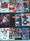 HUGE 1,000 CARD PATCH 1 1 AUTO JERSEY ROOKIE INSERT SPORTS CARD COLLECTION LOT