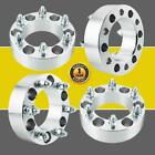 4pc Billet for CHEVY GMC 6x55 6x1397 2 6 Lug Wheel Adapter Spacers Trucks