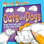 Dogs and Cats (Quick Draw) by n/a Paperback Book The Fast Free Shipping