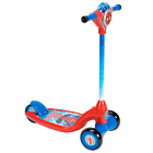 Marvel Ultimate Spider-Man Boys 3-Wheel Scooter w/ Lights Sounds by Huffy