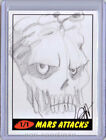 2012 Topps Mars Attacks Heritage Trading Cards 13