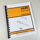 CASE DI TRACTOR PARTS MANUAL CATALOG EXPLODED VIEWS NUMBERS