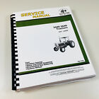 TECHNICAL SERVICE MANUAL JOHN DEERE 2440 2640 TRACTOR REPAIR SHOP BOOK