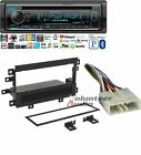 Kenwood Excelon KDC X302 Car Radio Install Mount Kit CD Bluetooth Pandora