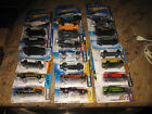 HOT WHEELS LOT OF 20 FORD MUSTANGS ALL DIFFERENT NEW IN PACKAGES BIN