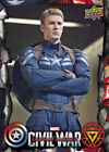 Captain America Civil War Factory Sealed Trading Card Box
