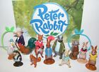Peter Rabbit Party Favors Set of 14 with Fun Figures and Neat Bunny Bracelets