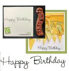 Impression Obsession Stamps Happy Birthday Rubber Stamp Cling B5513 Words