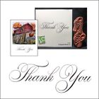 Impression Obsession Stamps Thank You Rubber Stamp Cling C5606 Words thanks