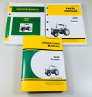 SERVICE PARTS OPERATORS MANUAL SET JOHN DEERE 2030 TRACTOR SHOP BOOK SN-187301UP