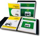 SERVICE PARTS OPERATORS MANUAL SET FOR JOHN DEERE 2030 TRACTOR SN/UP to 187301