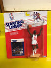 1988 Starting Lineup Buck Williams/New Jersey Nets/Maryland/NBA/SLU/ROOKIE