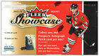 2013-14 UD FLEER SHOWCASE NHL Hocky Hobby Box
