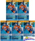 (5)16 17 Upper Deck Series 1 Hockey EXCLUSIVE Factory Sealed 12 Pack Blaster Box