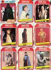 STAR WARS THE EMPIRE STRIKES BACK 1 1980 TOPPS PARTIAL BASE CARD SET 130 132