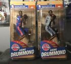 MCFARLANE LOT OF 2 NBA 31 ANDRE DRUMMOND VARIANT + REGULAR