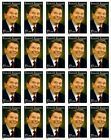 2005 - RONALD REAGAN - #3897 Full Mint -MNH- Sheet of 20 Postage Stamps
