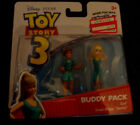 Toy Story 3 Buddy Pack Figures Ken  Great Shape BARBIE Action LInks NEW NIB