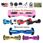 UL2722 65 Wheel Electric Motorized Scooter Hoverboard Hoover Board Bluetooth