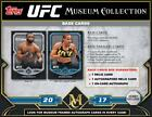 2017 TOPPS UFC MUSEUM COLLECTION HOBBY 12-BOX CASE