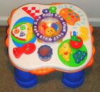 Fisher Price Alphabet Soup Laugh  Learn Learning Table Activity Baby Toy