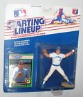 1989 TED HIGUERA Milwaukee Brewers Starting Lineup rare figurine