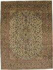 Amazing Traditional Semi Antique Kashmar Persian Rug Oriental Area Carpet 10X13
