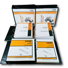 CASE 2094 TRACTOR SERVICE MANUAL PARTS CATALOG SHOP BOOK OVERHAUL SET