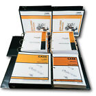 CASE 2294 TRACTOR SERVICE MANUAL PARTS CATALOG SHOP BOOK OVERHAUL SET