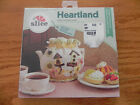 SLICE FABRIC DESIGN CARD HEARTLAND NEW  SEALED INCLUDES PROJECT INSTRUCTIONS