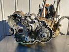 2002 KTM 400EXC OEM BOTTOMEND BOTTOM END ENGINE MOTOR RFS TRANS 400 EXC CRANK